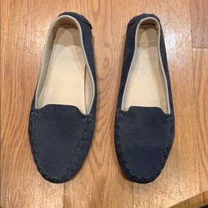Cole Haan Blue leather flats